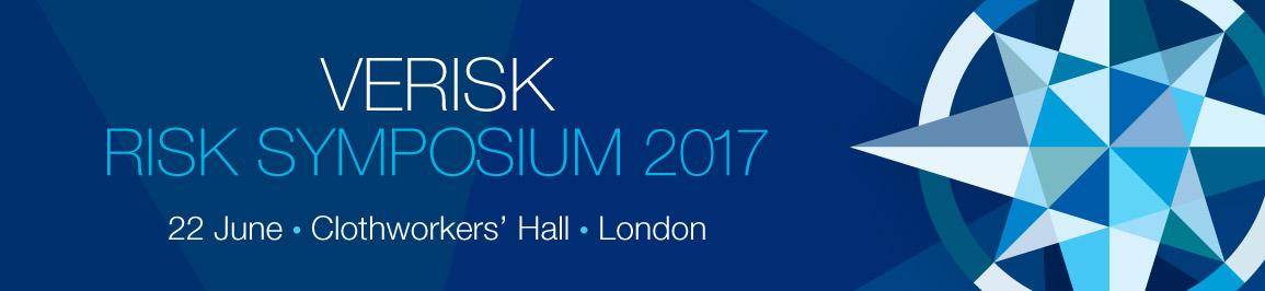 Verisk Risk Symposium 2017