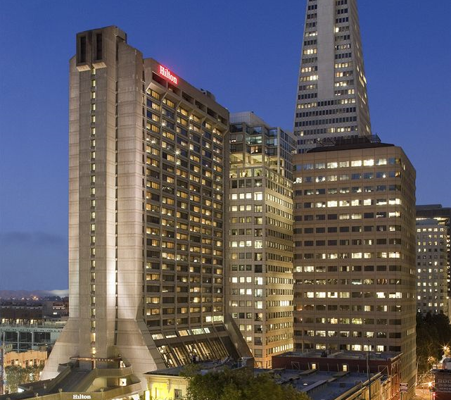 The Hilton San Francisco Financial District - Phot