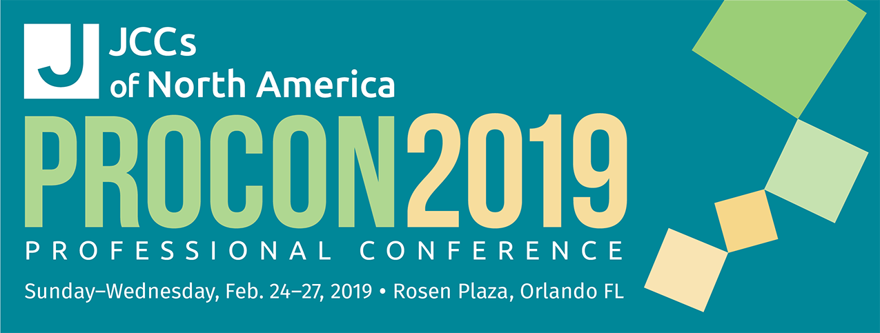 Professional Conference 2019 Disaffiliated JCCs