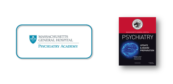 Massachusetts General Hospital Psychiatry Update & Board Preparation, 3rd Edition