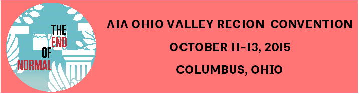 2015 AIA Ohio Valley Region Convention