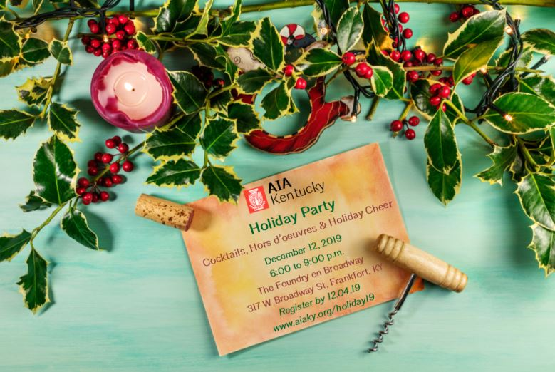 Holiday Party Invite Graphic 18v2