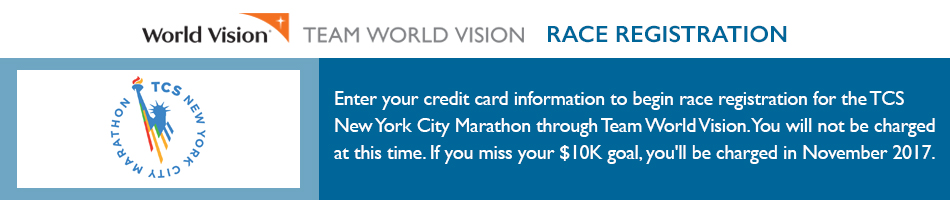 NYC Marathon | Team WV