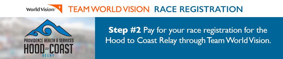 Hood to Coast Race Entry   Team WV
