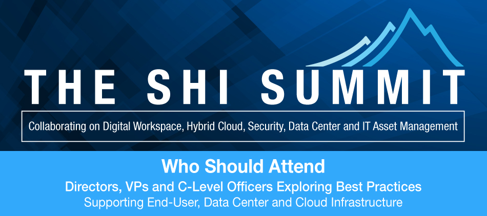 SHI 2018 Fall Summit – Oct 22-23