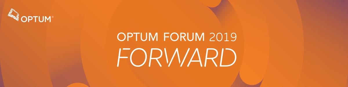 Optum Forum 2019