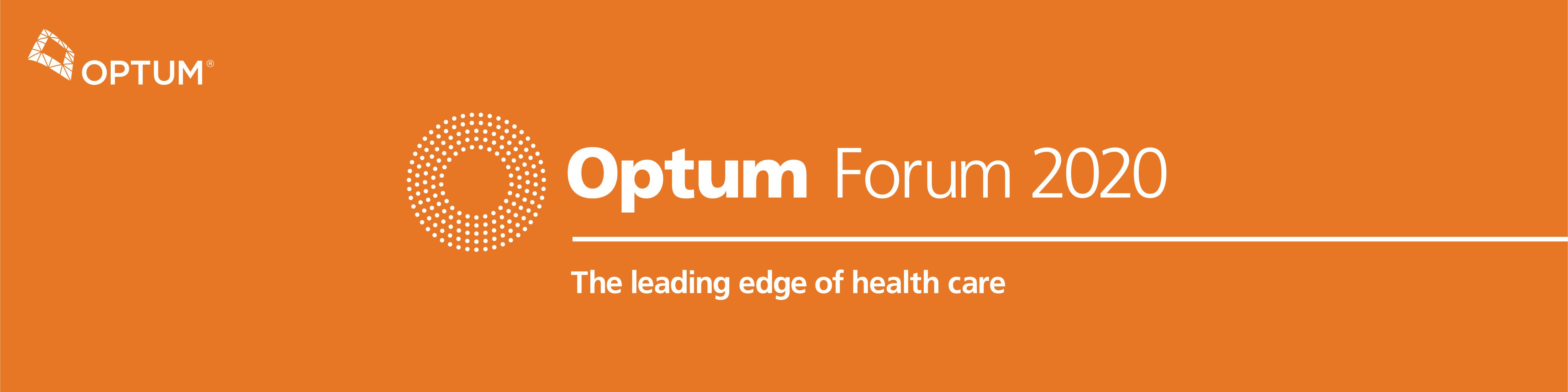 Optum Forum 2020