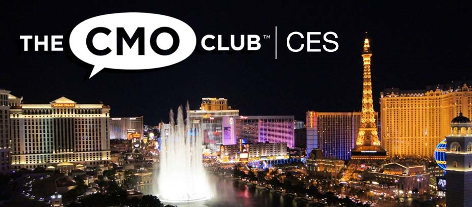The CMO Club at CES Las Vegas 2015