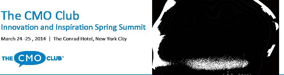 The CMO Club Spring Summit