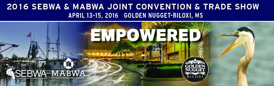 2016 Joint SEBWA & MABWA Convention and Trade Show