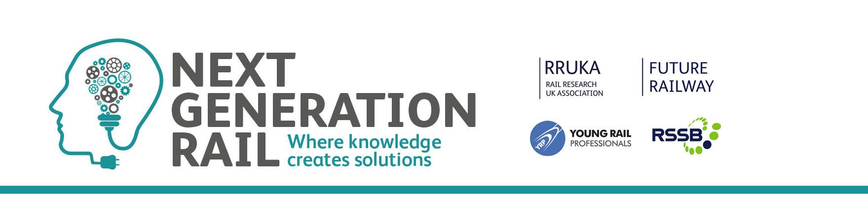 Next Generation Rail 2016: Where knowledge creates solutions