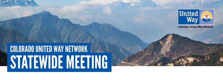 2017 Colorado United Way Network Statewide Meeting