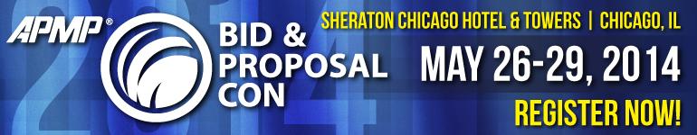 APMP Bid & Proposal Con 2014
