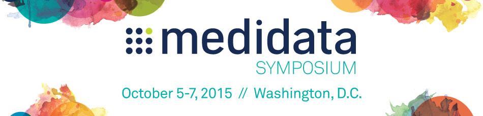 Medidata Symposium 2015 - US/Europe