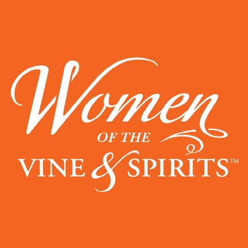 Women of the Vine Orange Logo