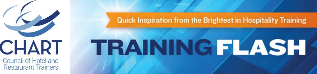training flash banner with new logo
