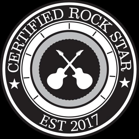 Cert Rockstar Logo