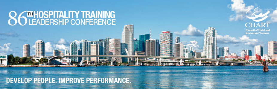 CHART 86th Hospitality Training Conference Miami