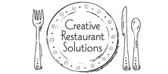 Creative Restaurant Solutions PNG 2019