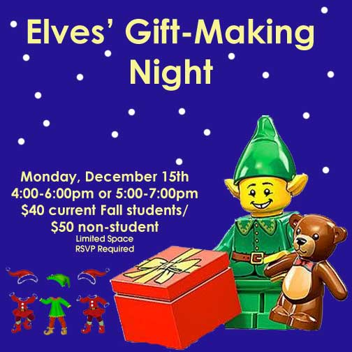 Elves-Gift-Making-Night