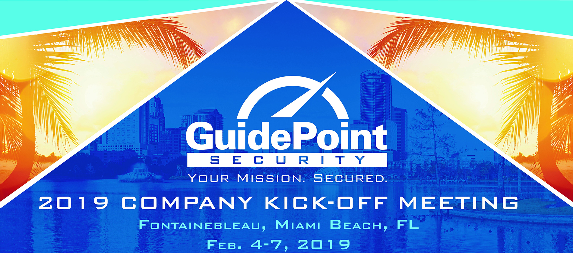 GuidePoint Security 2019 Kick-Off Meeting
