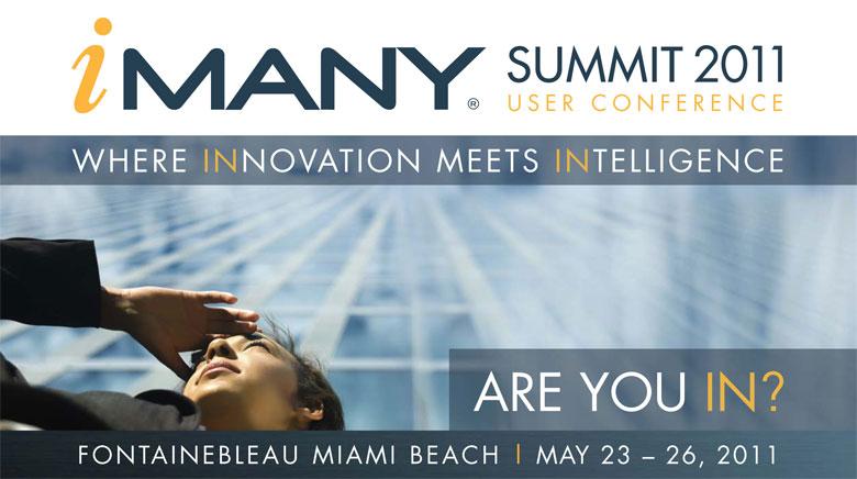 iMANY Summit 2011
