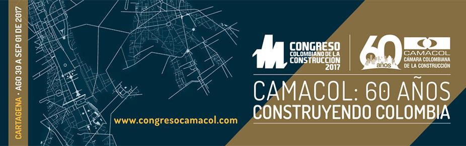 CONGRESO COLOMBIANO DE LA CONSTRUCCIÓN 2017