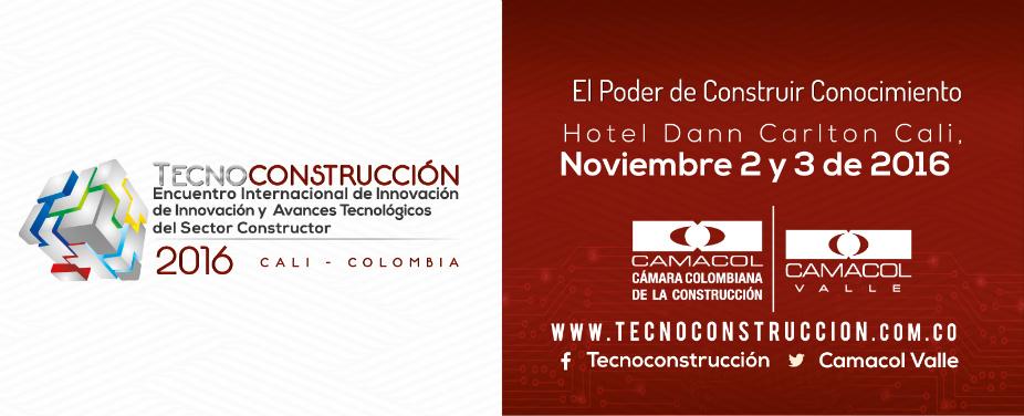 TECNOCONSTRUCCIÓN 2016
