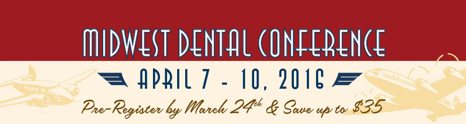 2016 Midwest Dental Conference