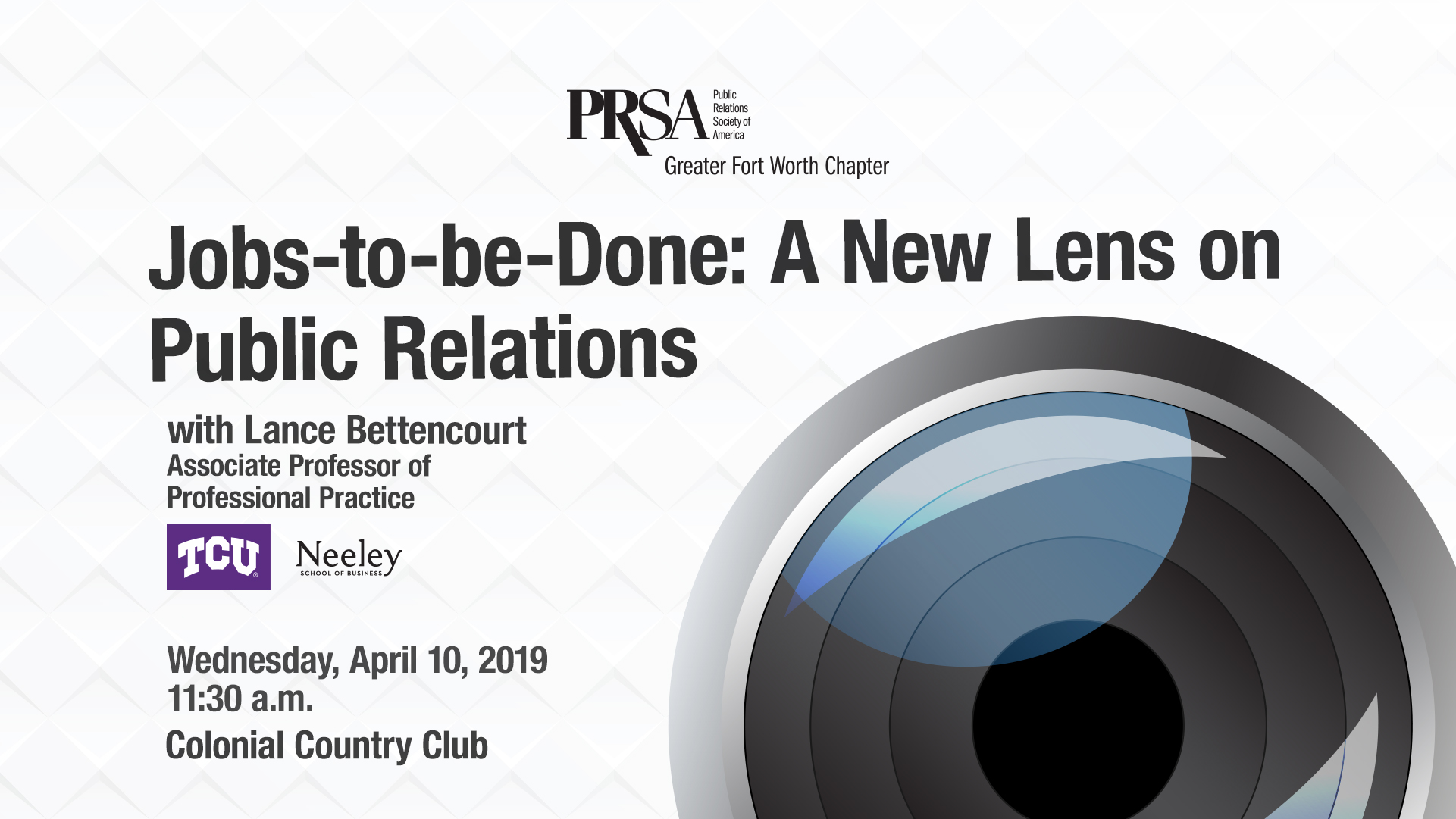 Jobs-to-be-Done – A New Lens on Public Relations