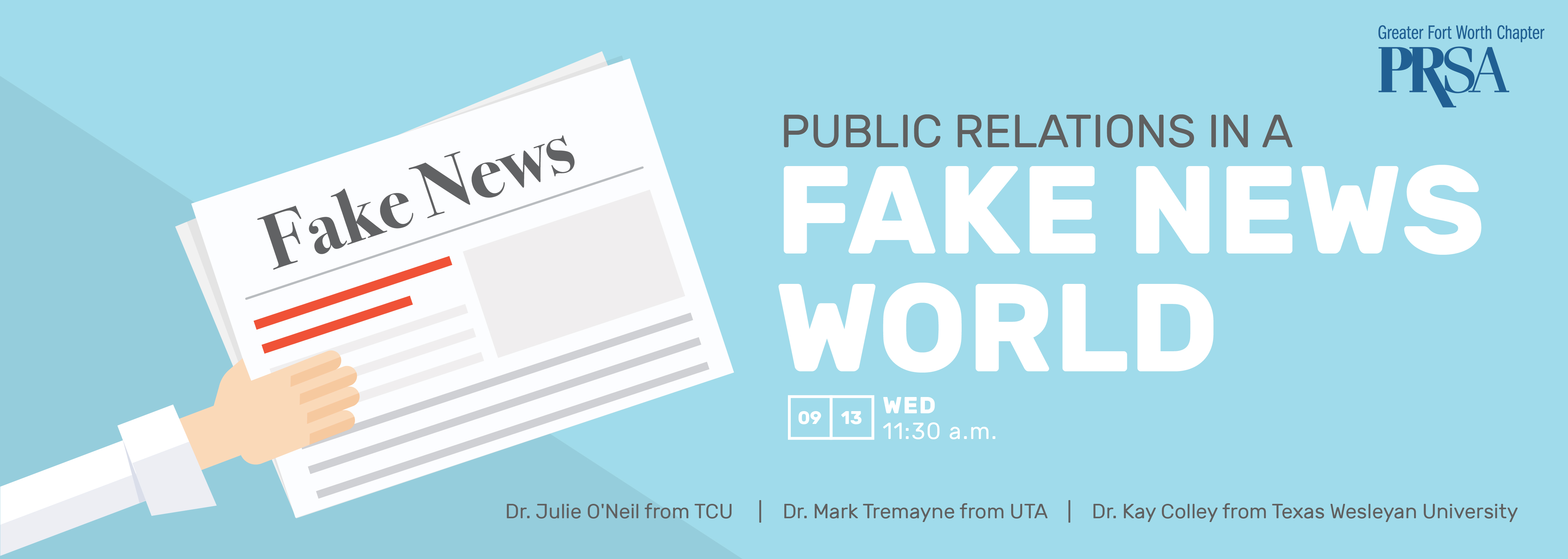 Public Relations in a Fake News World