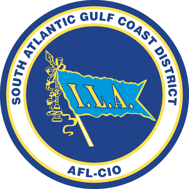 ILA SOUTH ATLANTIC DIST LOGO