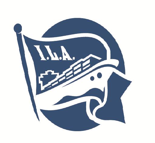 ILA flag 4 logo