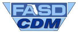 FASD CDM logo