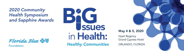 2020 Community Health Symposium and Sapphire Awards