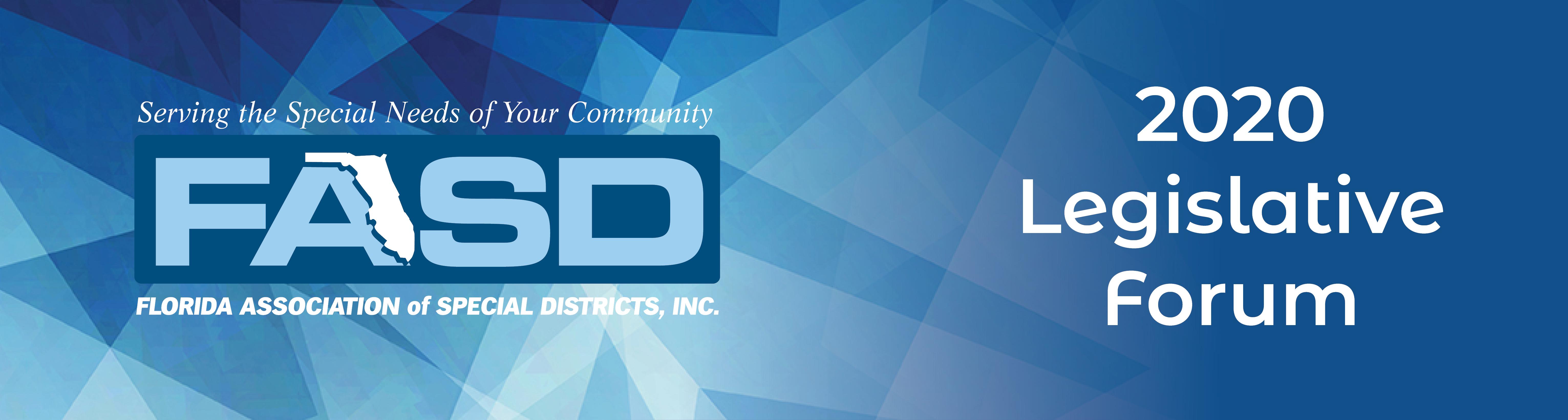 2020 FASD Legislative Forum