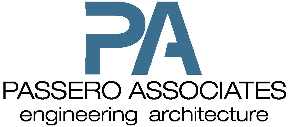 Passero Logo Stacked