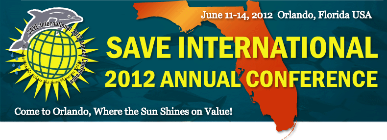 2012 SAVE International Conference