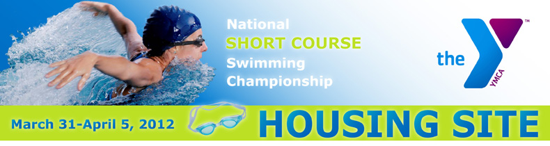 2012 National YMCA Short Course Swimming Championship