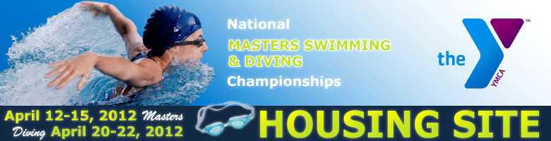 2012 National YMCA Masters Swimming and Diving Championships
