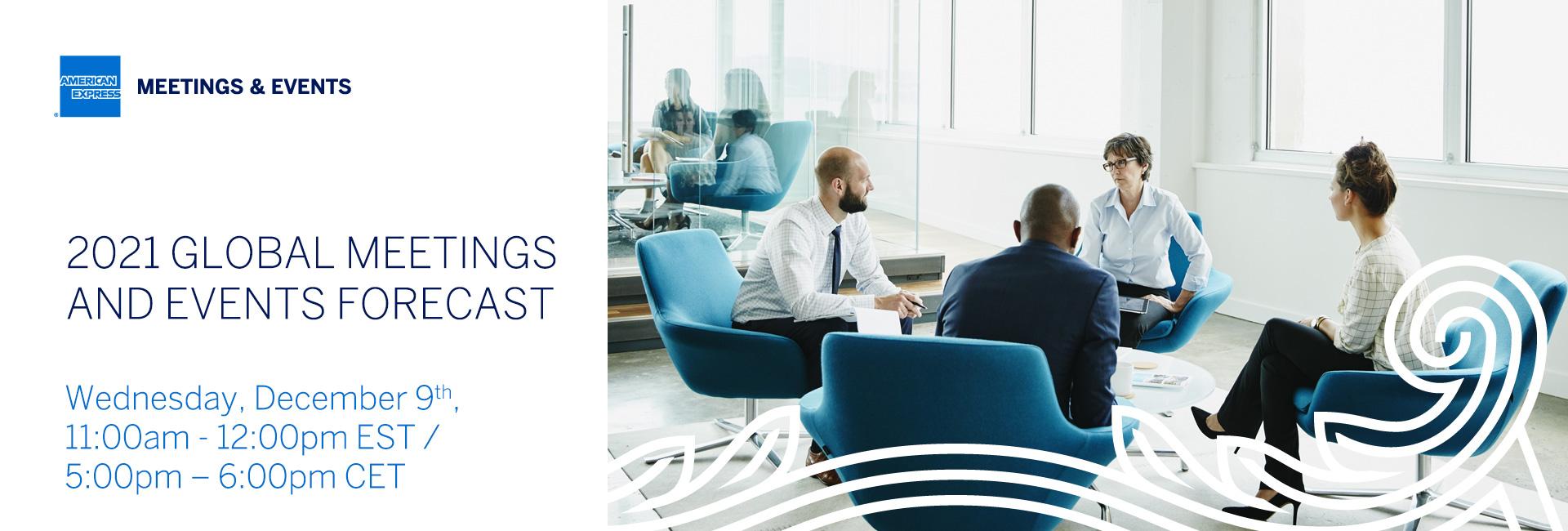 Webinar: 2021 Global Meetings and Events Forecast