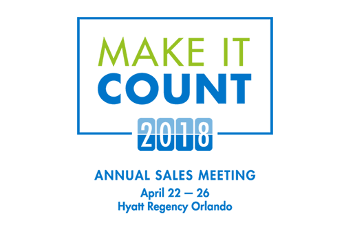 2018 Annual Sales Meeting