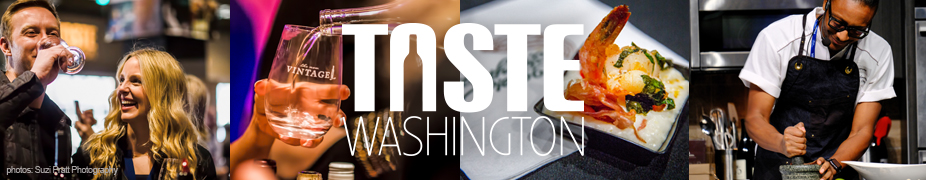 Taste Washington 2018 Media Registration