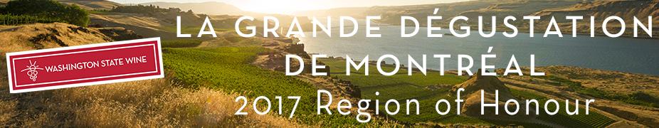 La Grande Dégustation de Montréal 2017 - Winery Registration