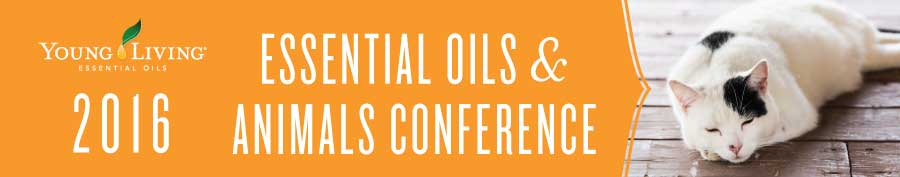 Young Living Essential Oils & Animals Conference