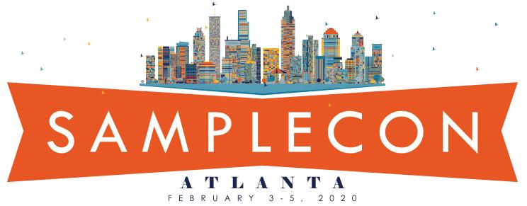 SampleCon 2020