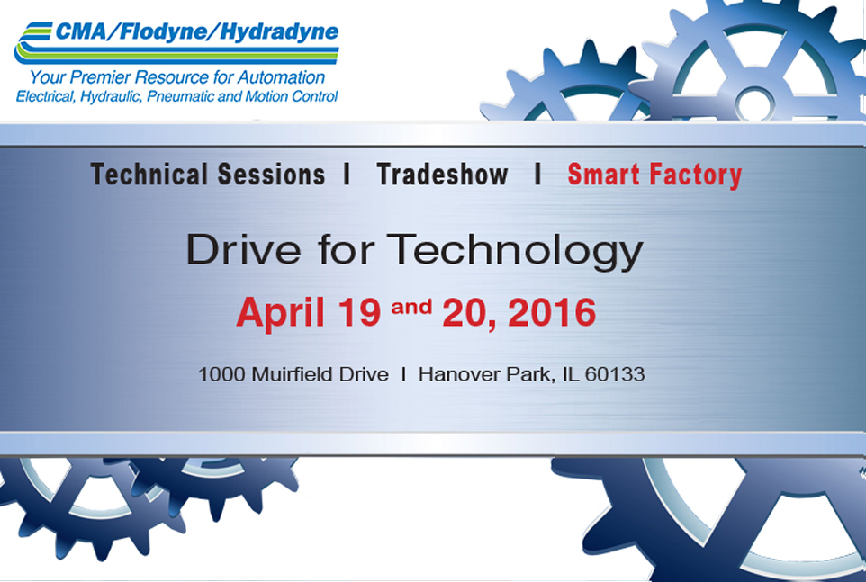 Drive for Technology - April 19-20, 2016