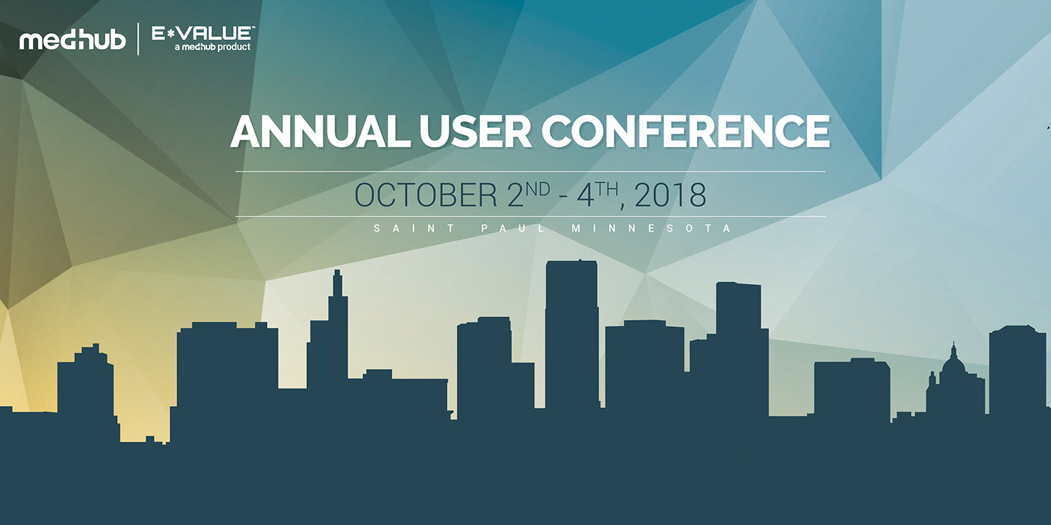 MedHub Annual User Conference 2018