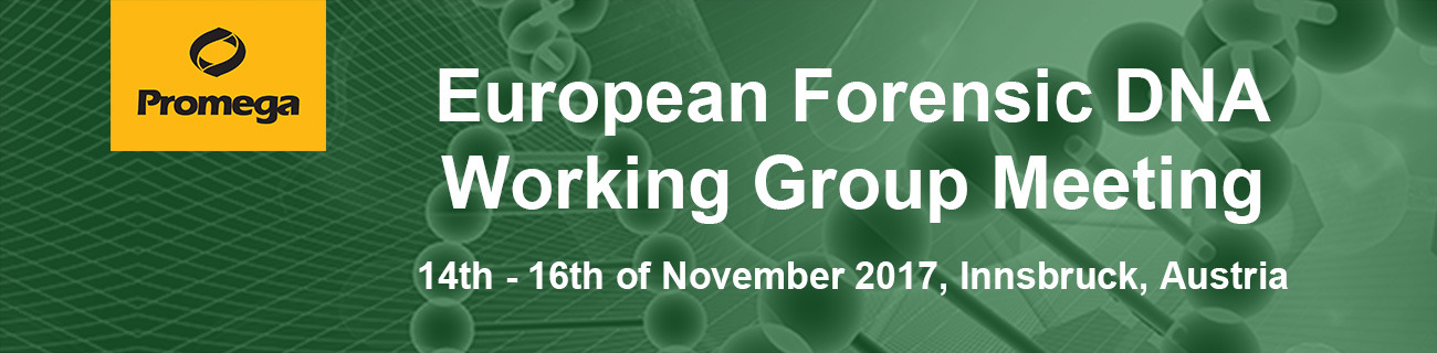 18th European Forensic DNA Working Group Meeting