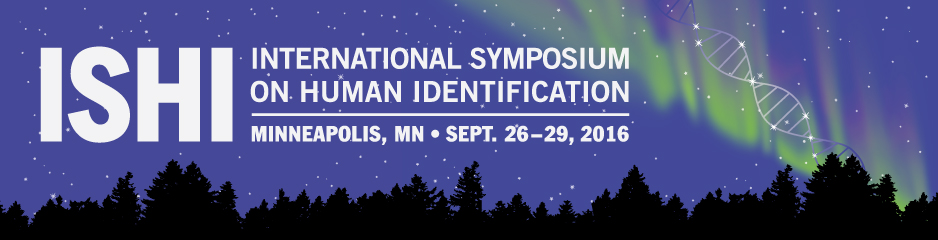 The 27th International Symposium on Human Identification